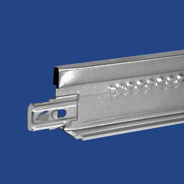 BaloBau kazettás álmennyezet kereszttartó - T24 x 33 x 1200 mm fehér