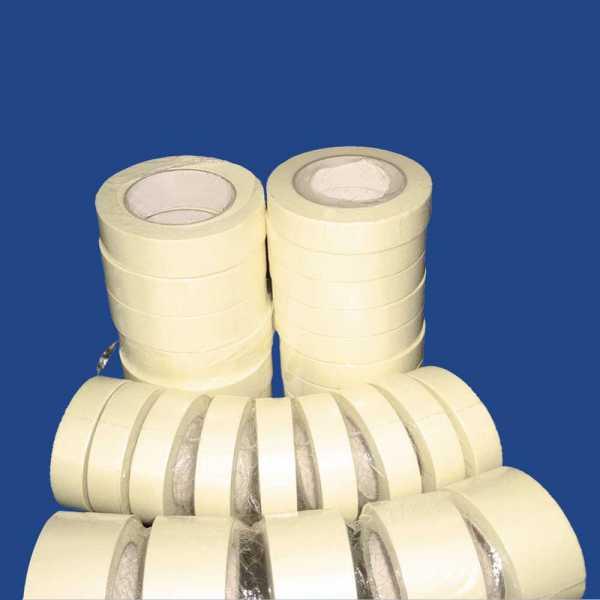 BaloBau krepp-papír maszkoló, festőszalag - 25 mm x 50 m