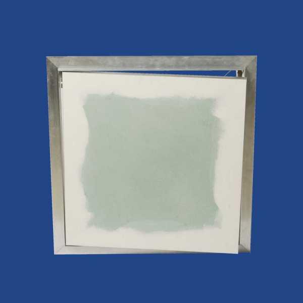 BaloBau festésre kész TOP LUX gipszkarton szervizajtó - 50 x 50 cm